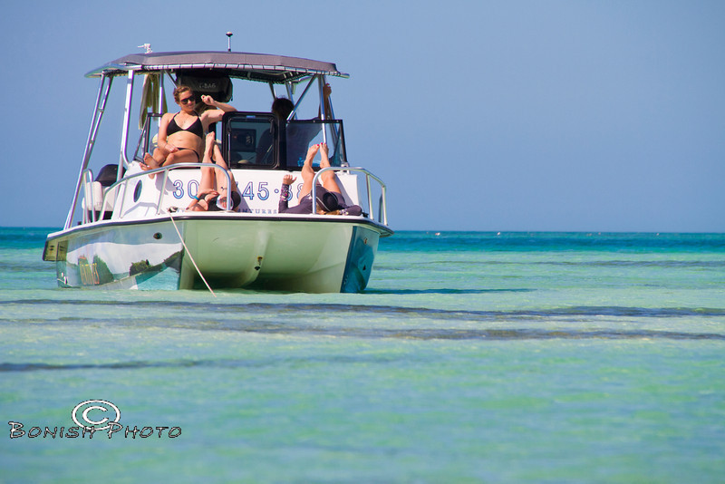 Hanging out with Mellow Ventures Key West - Photo by Pat Bonish