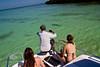 Shark Spotting - Mellow Ventures Key West - Photo by Pat Bonish