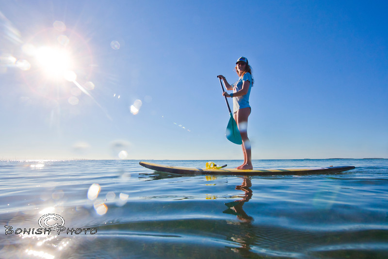 Lets Go Paddle Boarding - Mellow Ventures Key West - Photo by Pat Bonish