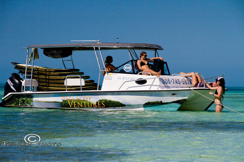 Kickin' Back with Mellow Ventures Key West - Photo by Pat Bonish
