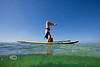 Paddle Board Yoga - Mellow Ventures Key West - Photo by Pat Bonish