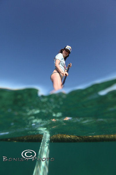 Stand Up Paddle Boarding in Key West - Mellow Ventures Key West - Photo by Pat Bonish