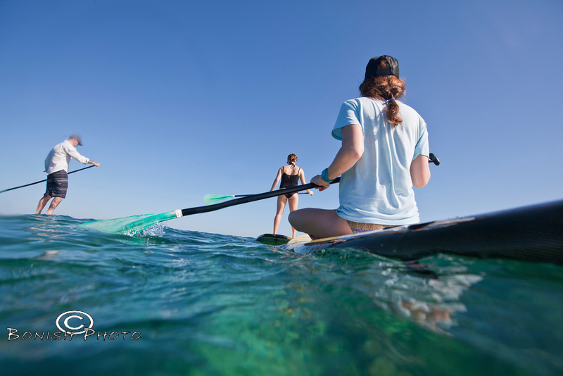 Paddling with Mellow Ventures Key West - Photo by Pat Bonish