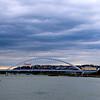 Apollo Bridge, Bratislava, Slovakia