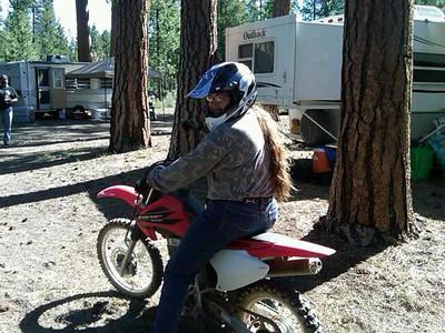 4th of July Dirt Bike Riding in E Oregon