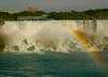 Rainbow in American Falls