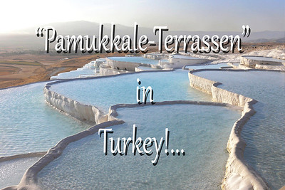 "Memory ""Pamukkale"" Ik was daar in 1995..."
