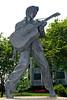 Downtown Memphis - Elvis Statue