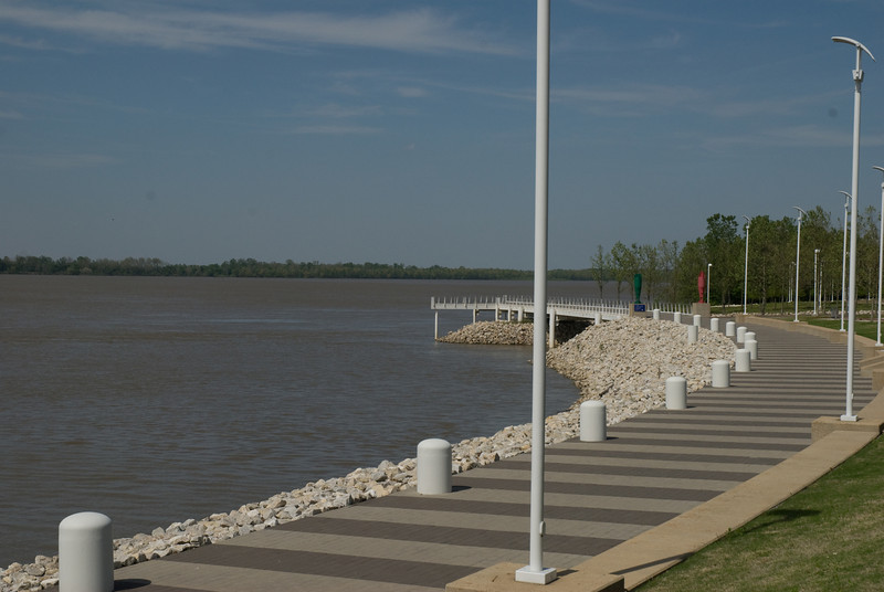 River Park and Museum in Tunica, MS