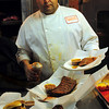 Memphis, Chef at the Rendezvous - known for their BBQ ribs