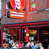 Memphis, Beale St, PIG BBQ restaurant on Beale