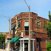 Tennessee Memphis-Sun Studio exterior-where Elvis Presley recorded among many others