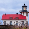 Point Cabrillo Lighthouse - Mendocino County, CA.