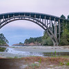 Russian Gulch State Park - Hwy 1 Bridge (Super-HD Panorama - 13,534x6767 pixels/300dpi). Created from 27 individual exposures (3 rows of 9 each). f/11, ISO 50, 50mm.