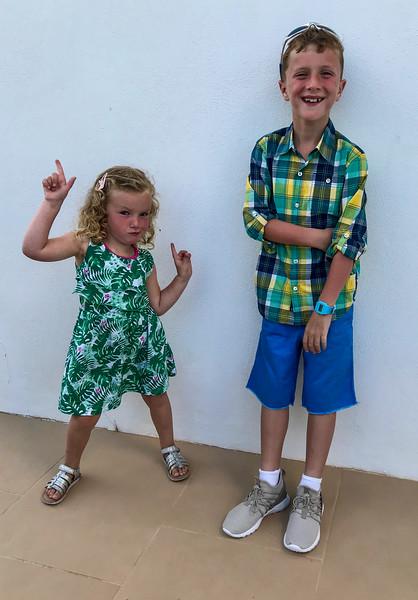 Grace & Harry go funky!