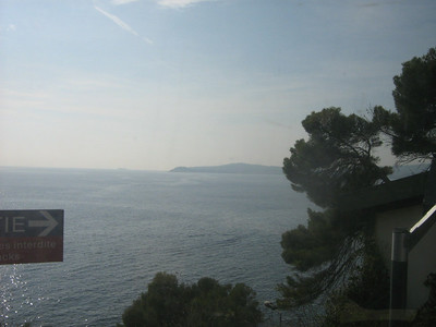 Menton to Cannes 2011
