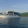 In our continual search to find new and unspoiled destinations, I visited the Mergui Archipelago in southern Myanmar in early 2013. I traveled aboard this ship which comfortably sleeps 18 and features Thai & Burmese cuisine prepared by our Thai cook. (Western cuisine is available as well.)