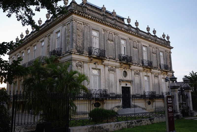 Classic home, now historical site<br /> Merida, Mexico