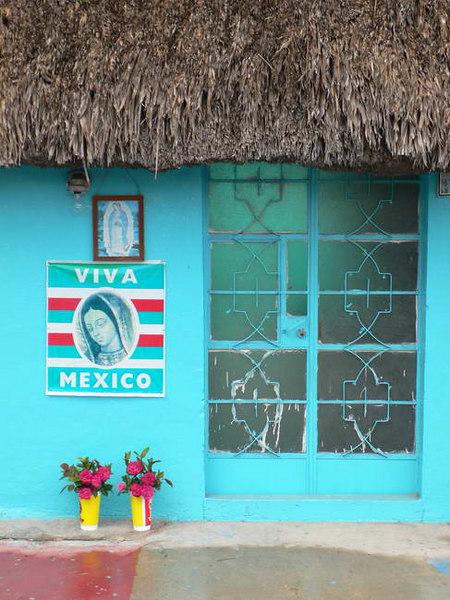 Viva Mexico!, Tixcokob