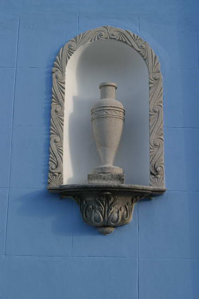 Vase on Calle 55.