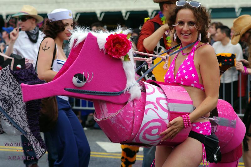 More seahorse fun