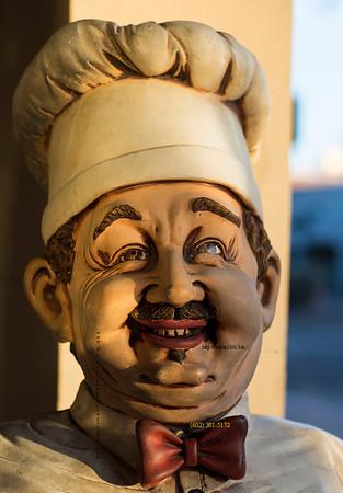 Baker statue Mesa 4201