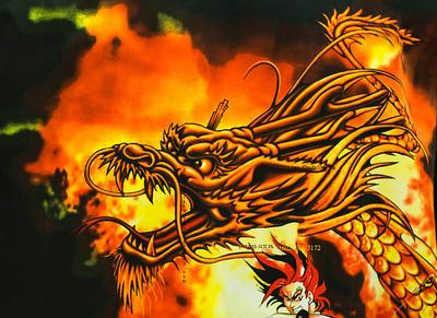 Dragon 4030