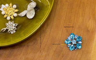 jewelry  plate 4019