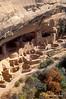 Tourists, Autumn, Cliff Palace, Ancestral Pueblo Dwelling, Mesa Verde National Park, Colorado, Summer, USA, World Cultural Heritage Site