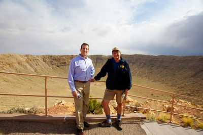 Meteor Crater (May 2012)