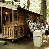 Boat rental cabin, Suttle Lake