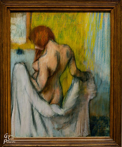 Woman with a Towel, 1894 or 1898