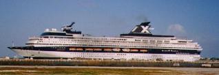 Celebrity Cruises ship - Mercury