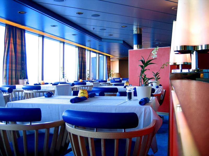 The Lido Restaurant.
