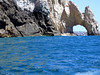 "Boat tour of ""los archos"" at Cabo San Lucas"