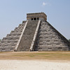 There's actually another pyramid inside this one -- they don't let tourists in any more!!