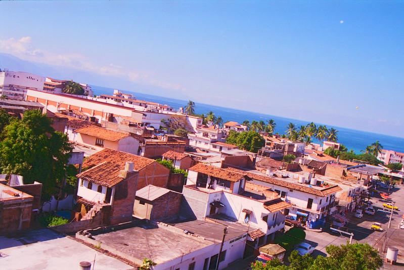 Puerto Vallarta from on High