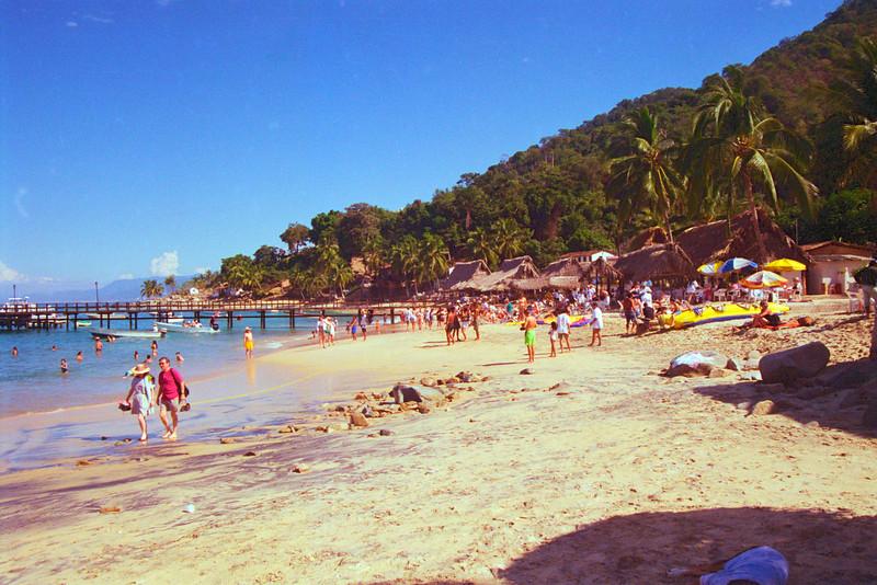Las Animas Beach