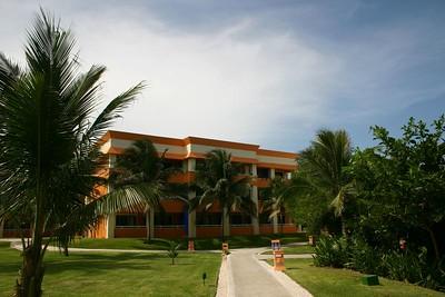 A typical villa