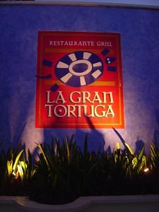 Gran Tortuga restaurant