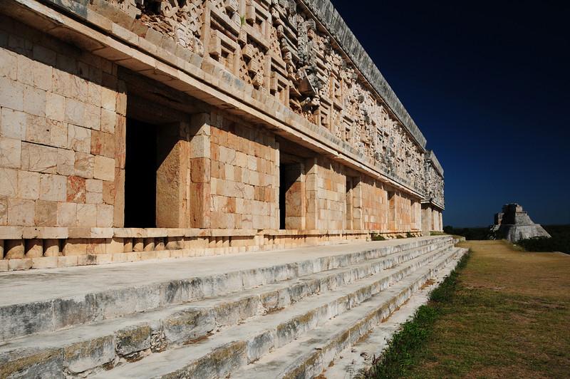 Palacio del Gobernador,  Uxmal