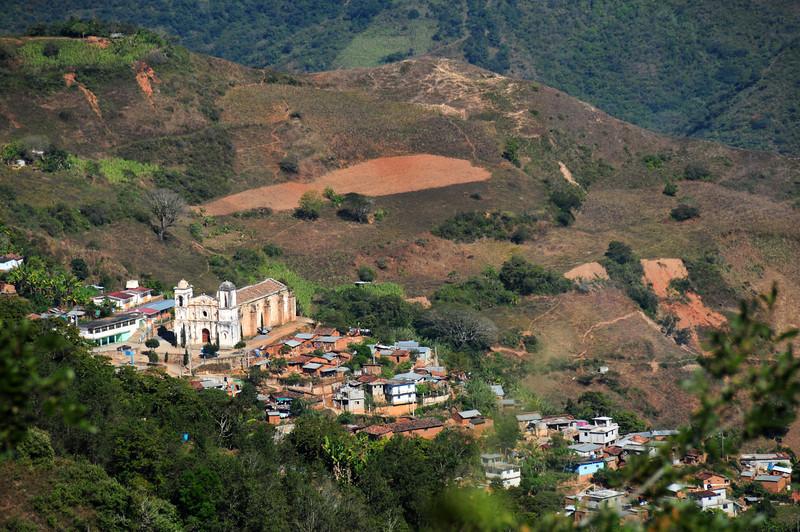 Sierra Madre de Oaxaca (?)