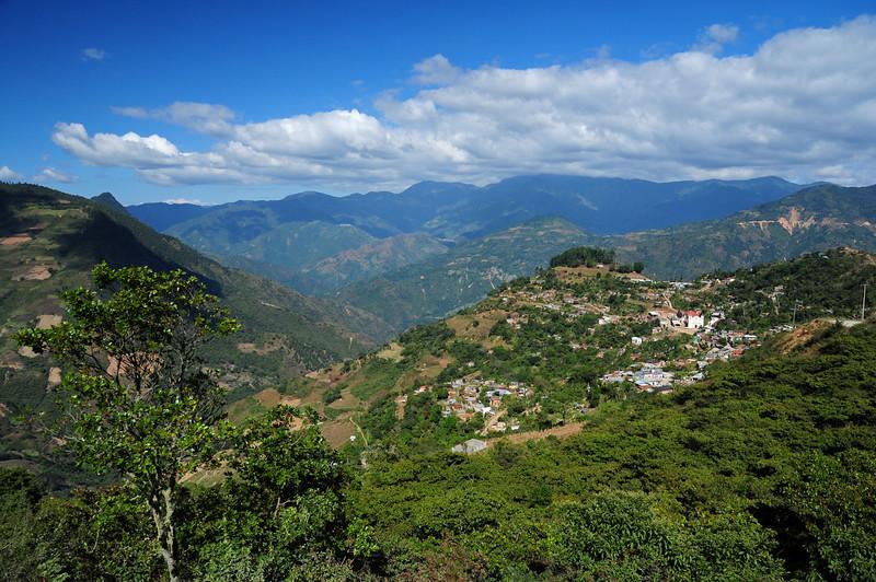 Santo Domingo Yojovi(?), Sierra Madre de Oaxaca (?)