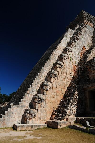 Piramide del Adivino,  Uxmal