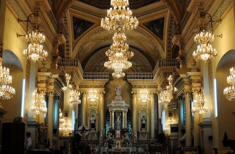 Basilica de Nuestra Senora de Guanajuato,  Guanajuato