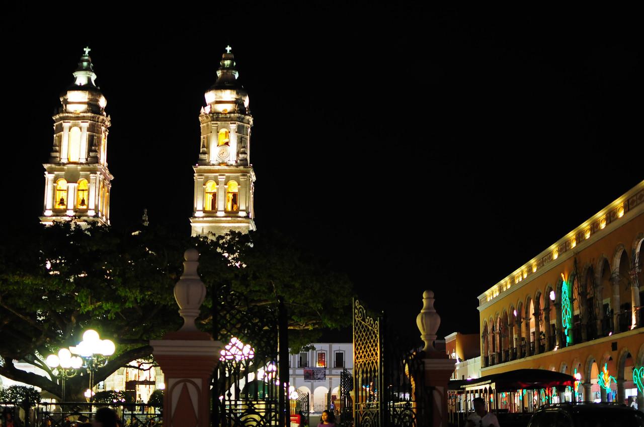 Parque Principal,  Campeche