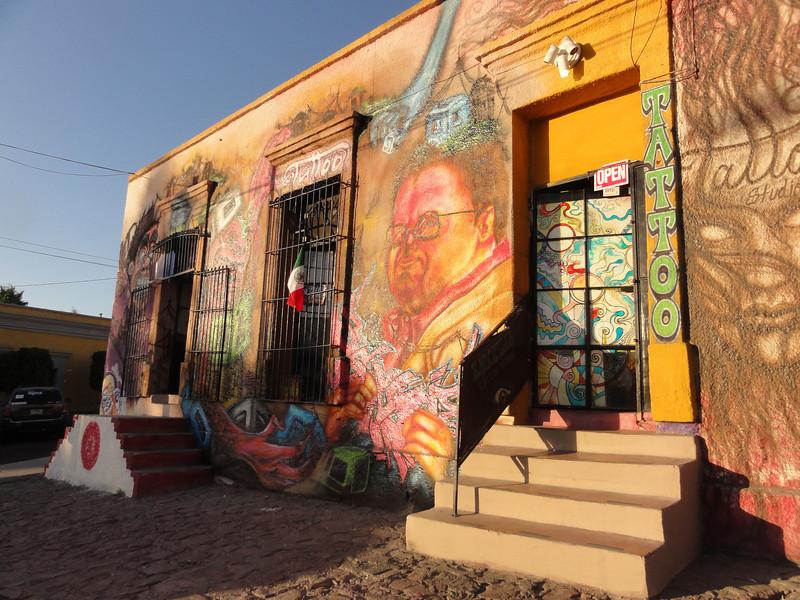 La Paz,  Baja
