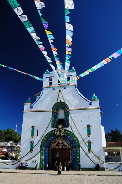 Chamula. nr San Cristobal de las Casas