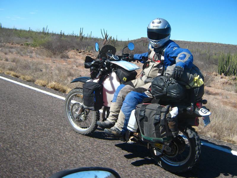 Hwy 1,  Baja California