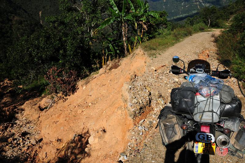 2nd 'Stopper' on the 'Road to Nowhere',  Sierra Madre de Oaxaca (?)